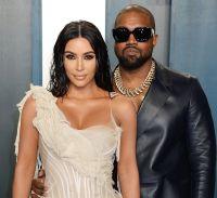 Kim Kardashian Leans on Kourtney Amid Kanye West Marital Drama