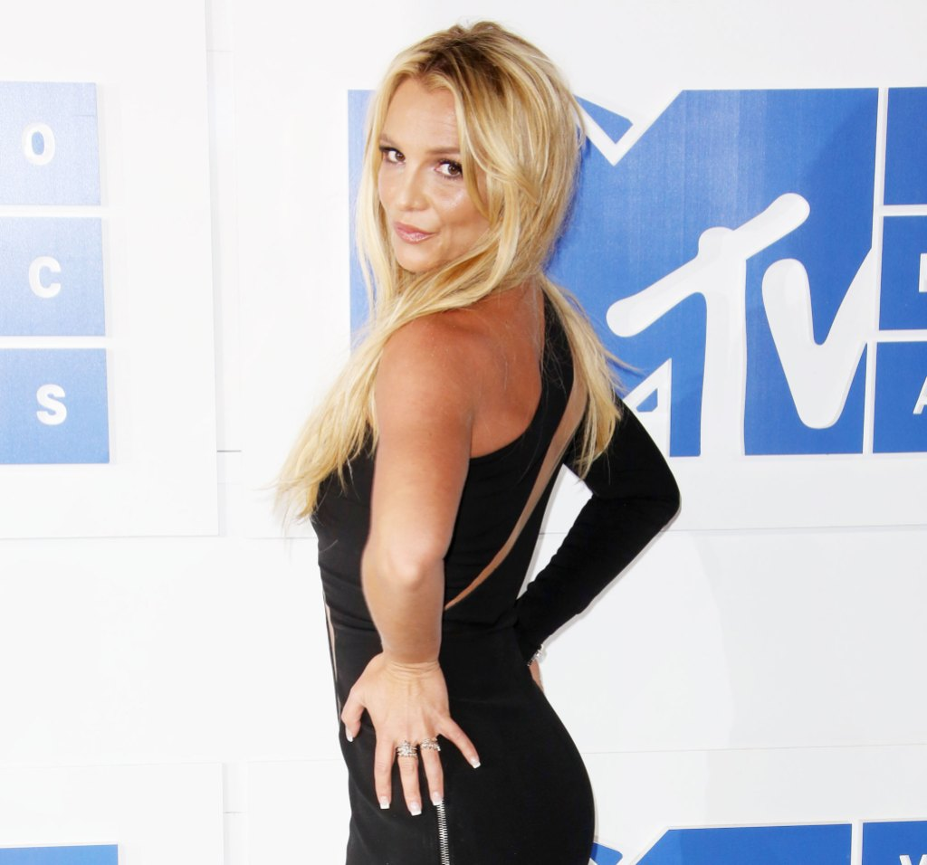 Britney Spears at the 2016 MTV Video Music Awards Britney Spears Conservatorship Drama Explained