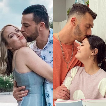 90 day fiance couples still together pack on pda