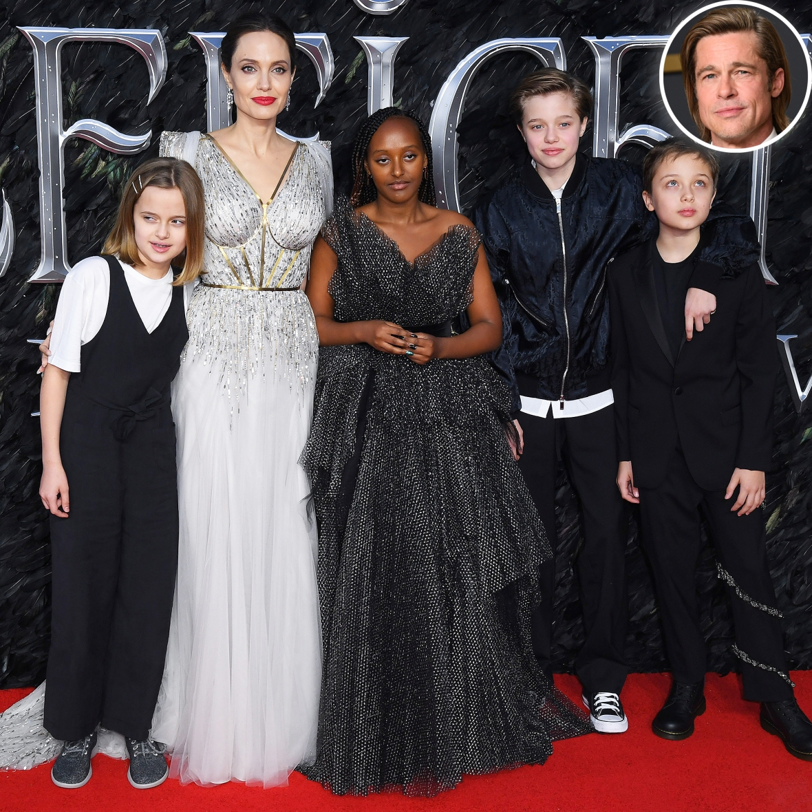 Angelina Jolie Reveals She Has Been Focusing on Healing Our Family After Moving Closer to Ex Brad Pitt