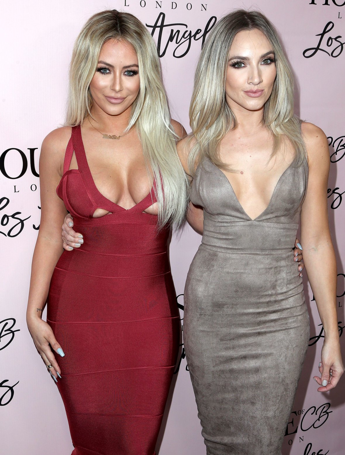 Aubrey O'Day and Shannon Bex