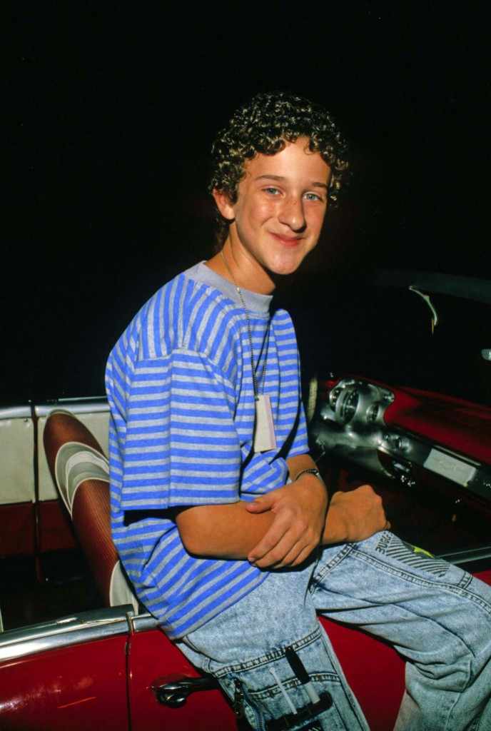 Dustin Diamond Saved By the Bell Photos