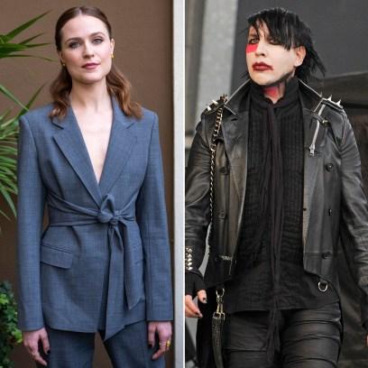 Evan Rachel Wood Accuses Marilyn Manson of 'Horrific' Abuse