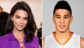 Kendall Jenner Goes Public With Boyfriend Devin Booker for Valentine's Day After 10 Months of Dating