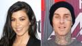 From Friends to Lovers! Kourtney Kardashian and Travis Barker's Relationship Timeline