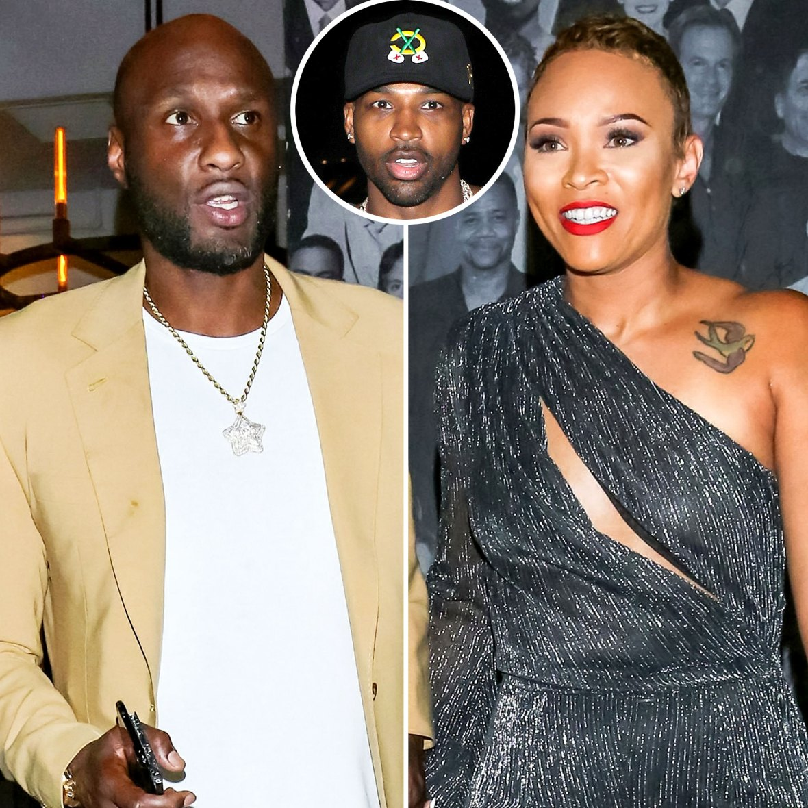 Lamar Odom Claims Ex Sabrina Parr Hooked Up With Tristan Thompson