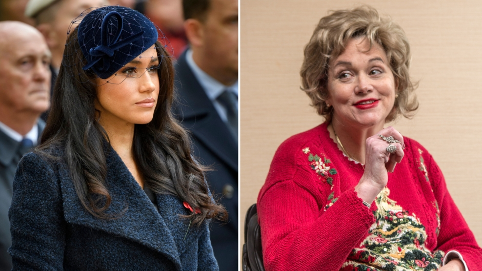 Meghan Markle's Family Talks Serious Trash About Her and the Royals