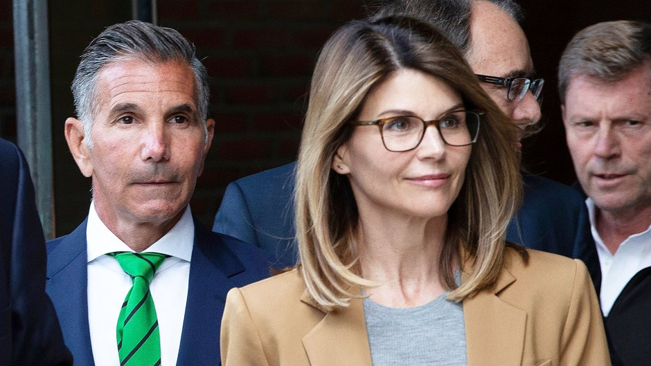 Mossimo Giannulli and Lori Loughlin Leaving Court Netflix Operation Varsity Blues Everything You Need to Know About College Scandal-Inspired Documentary