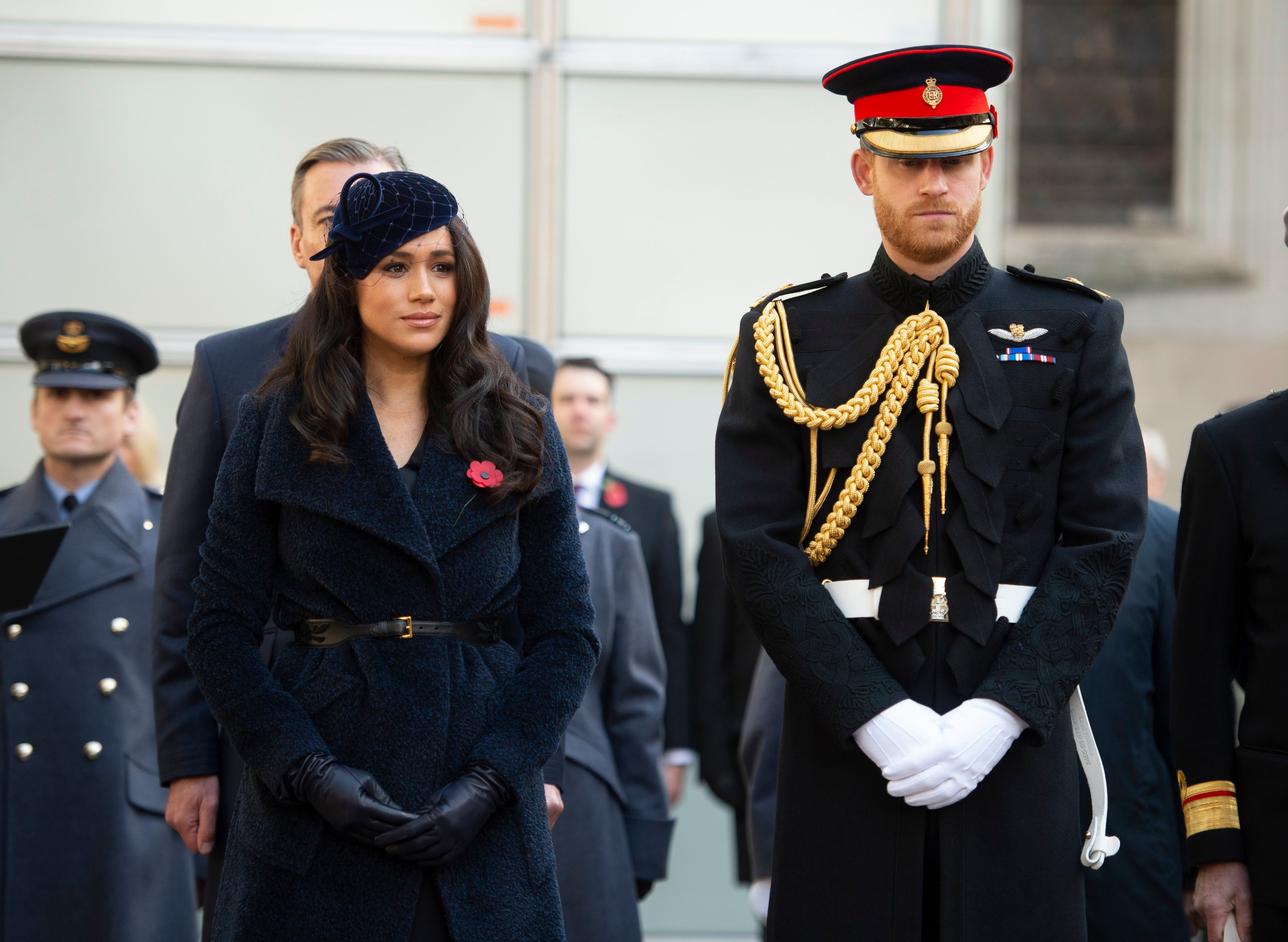 Image result for Harry and Meghan not returning as working members of Royal Family