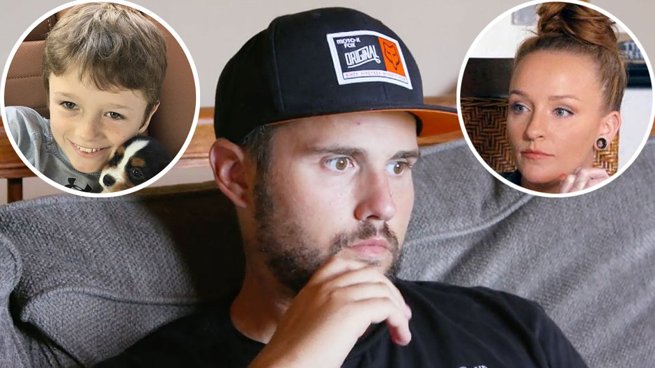 Ryan Edwards Parents Worry About His Strained Relationship With Bentley Maci