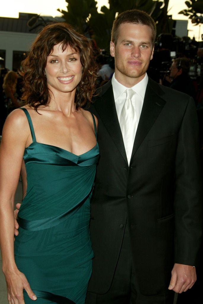 Tom Brady and Ex Bridget Moynahan Photos