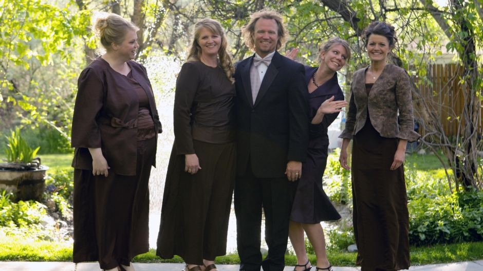 are sister wives still together with kody