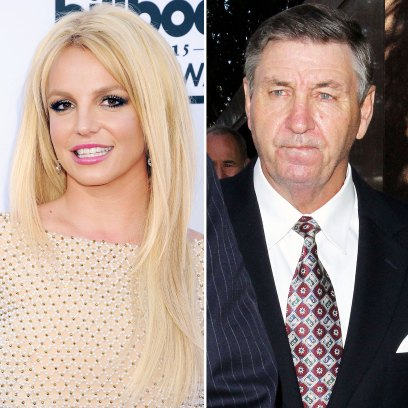 Britney Spears and Jamie Spears Britney Spears Conservatorship Drama Explained