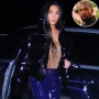 Kim Kardashian Steps Out Without Wedding Ring Night Before She Files for Divorce From Kanye West