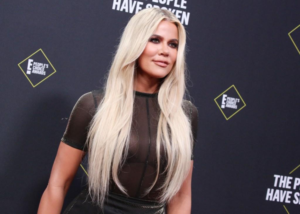 Khloe Kardashian Slams 'Photoshop' Claims on Good American Photos