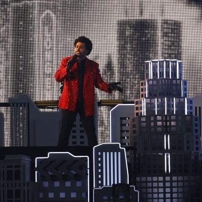 The Weeknd Super Bowl LV performance watch
