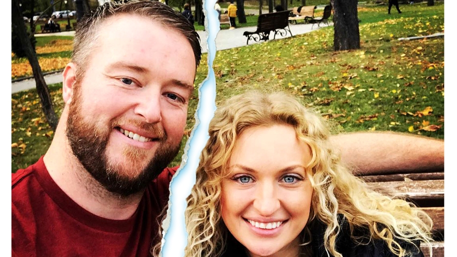 90 Day Fiances Mike Youngquist Natalie Mordovtseva Have Been Separated Months