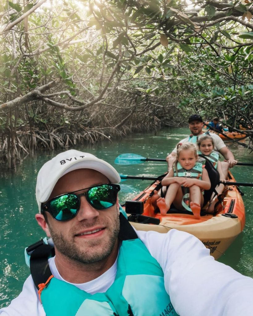 Adam Busby Claps Back Over Kids Not Wearing Life Jackets