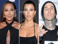 Adrienne Bailon Is 'Happy' Kourtney Kardashian Found Love With Boyfriend Travis Barker: 'I'm Thrilled'