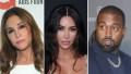 Caitlyn Jenner Teases Kim and Kanye's Divorce on 'KUWTK'