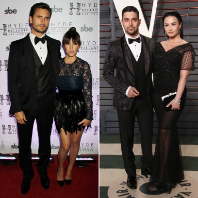 Celebs Who Wished Their Exes a Happy Birthday — See Photos