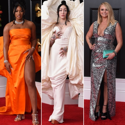 Red Carpet Grammys 2021