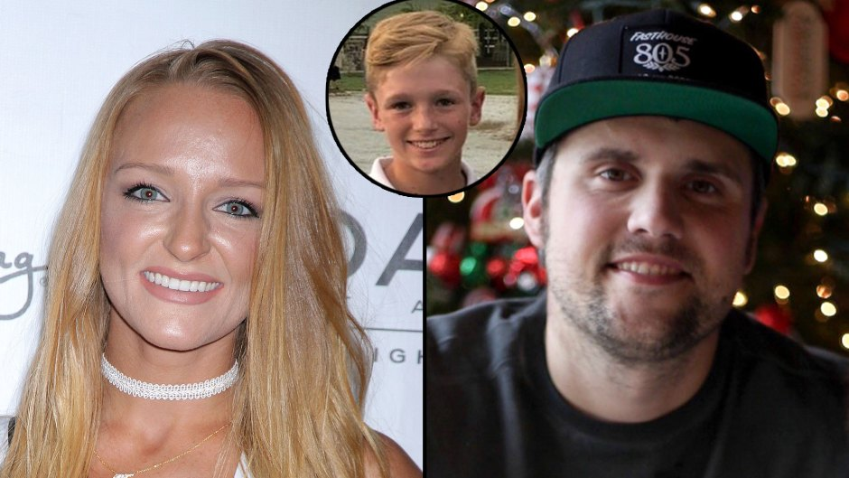 Inside Maci and Ryan's Strained Coparenting Relationship