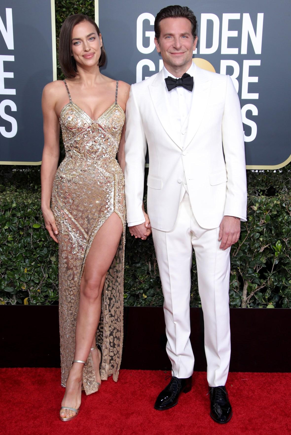 Irina Shayk Gushes Over Ex Bradley Cooper in Rare Interview