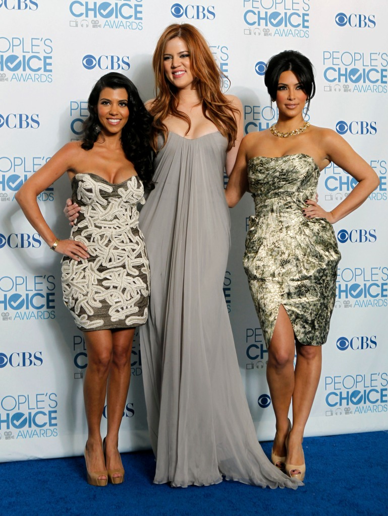 Keeping Up With the Kardashians Then and Now