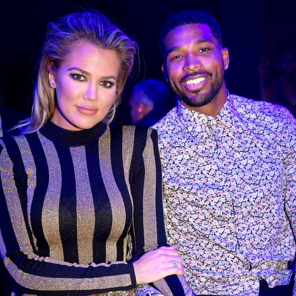Khloe Kardashian Thanks Boyfriend Tristan Thompson for 'the Father' He Is on His 30th Birthday
