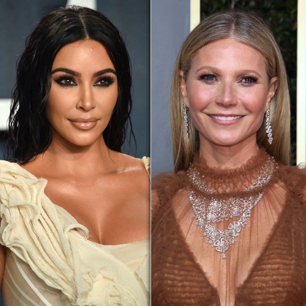 Kim Kardashian Gets 'Box of Tricks' From Gwyneth Paltrow, Including Custom Viral Orgasm Candle