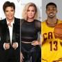 Kris Jenner Responds to Khloe, Tristan Engagement Ring Rumors