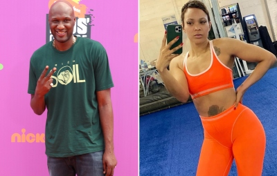 Lamar Odom Claims Ex Sabrina Parr Took 'Advantage' of Him