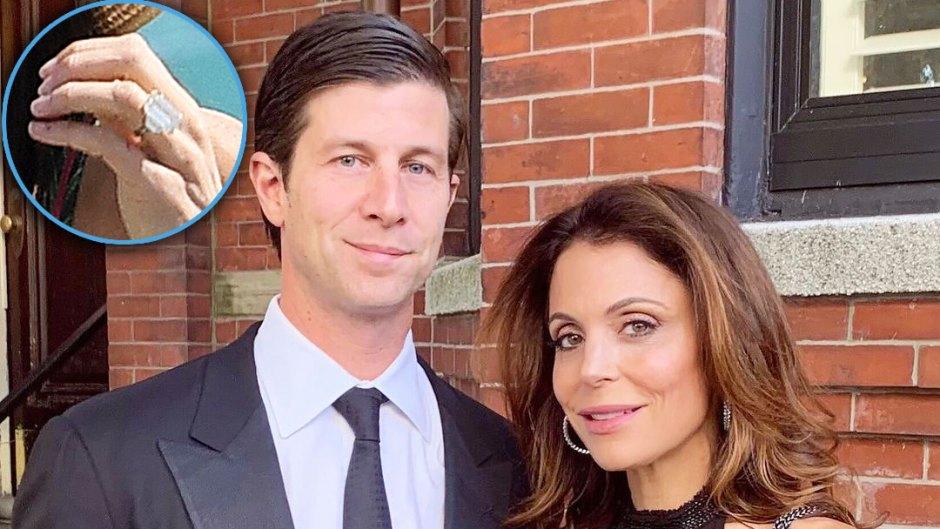 RHONY Alum Bethenny Frankel Engaged to Boyfriend Paul Bernon