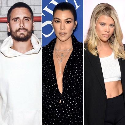 Scott Disick Confides Kourtney Kardashian About His Split From Sofia Richie