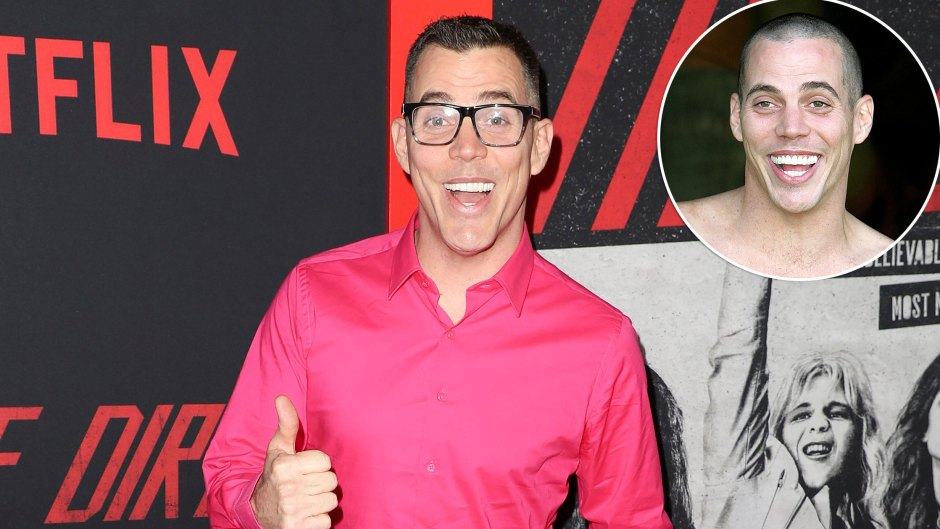 Steve-O Is Thriving Today Jackass Star Celebrates 13 Years of Sobriety