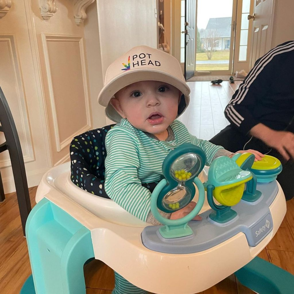 Teen Mom 2's Kailyn Lowry Slammed for Putting 'Pothead' Hat on Son Creed