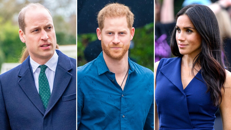 What Did Prince William Say_ Royal Slams Harry and Meghan
