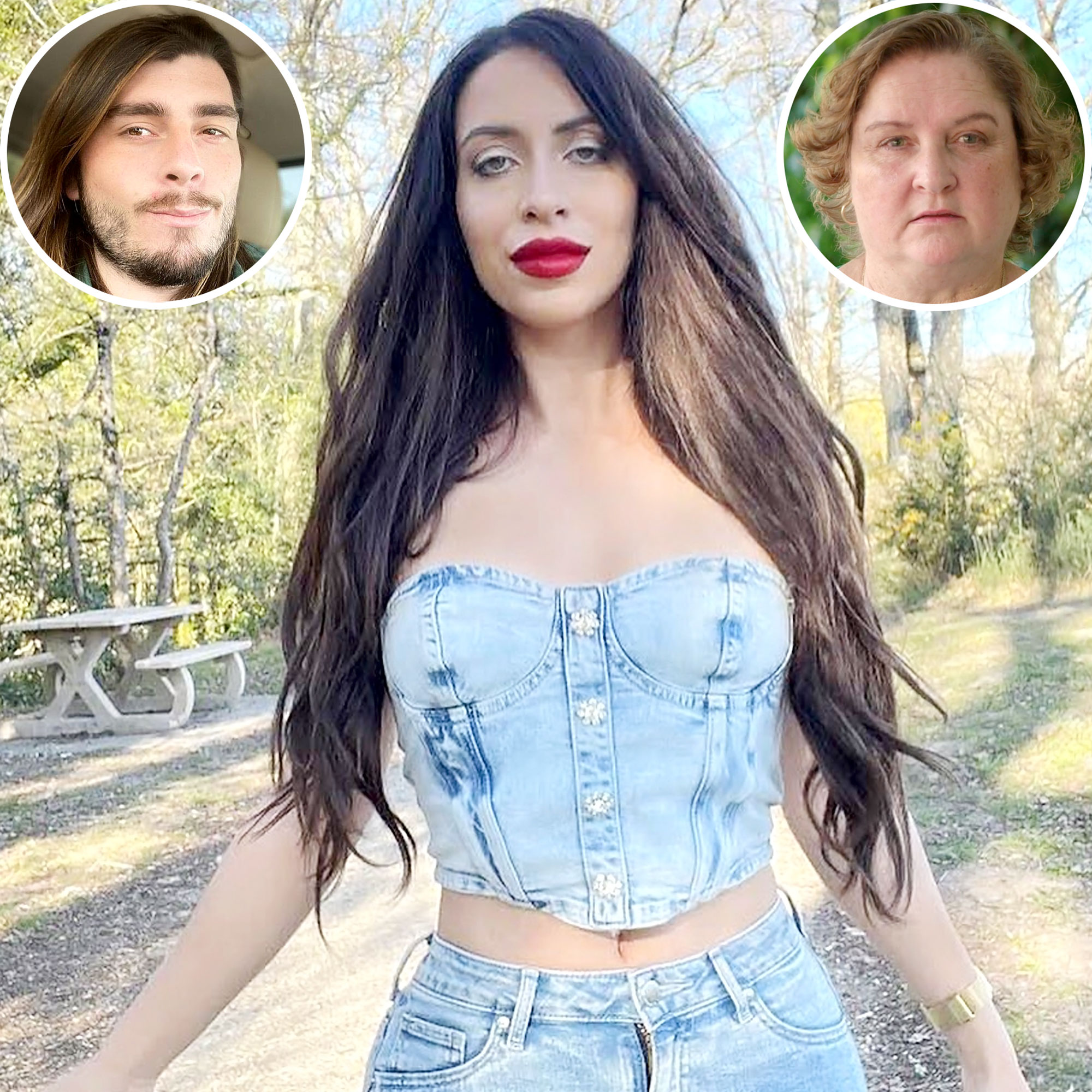 90 Day Fiance Amira Responds Andrew Mom Lori Claims About Their Split