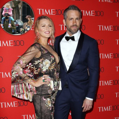 All Grown Up! Ryan Reynolds and Blake Lively Spotted on Rare NYC Outing With Daughter Inez