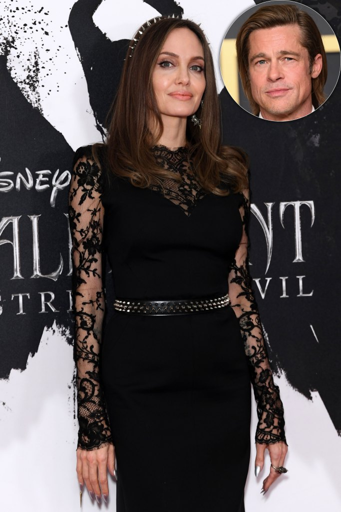 Angelina Jolie Says Her Directing Dreams Are 'Not Possible' After Brad Pitt Divorce