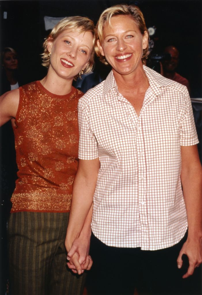 Anne Heche Throws Shade at Ex-Girlfriend Ellen DeGeneres: She 'Didn't Want Me to Dress Sexy'