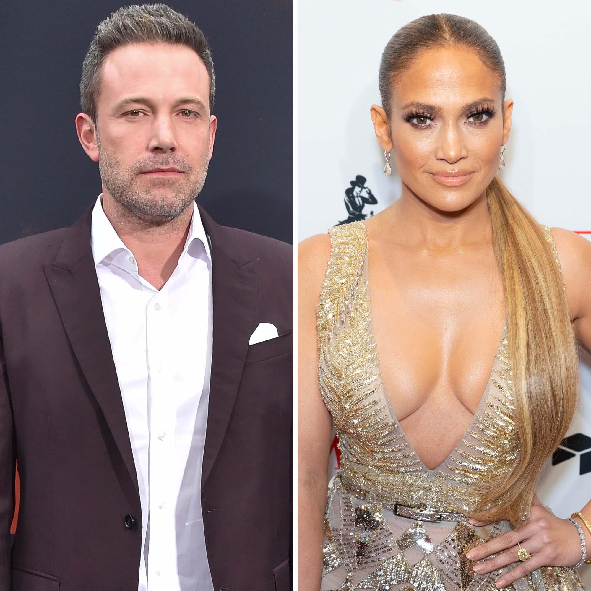 Ben Affleck and Jennifer Lopez Reunite: Exes 'Hanging Out Again'
