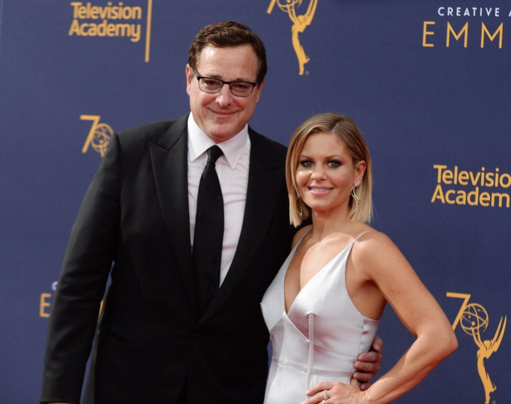 Bob Saget Calls 'Full House' Daughter Candace Cameron Bure 'Perky' Amid Claims She's 'Fake'