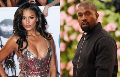 Claudia Jordan Claims Kanye Tried to Cheat on Kim Kardashian