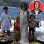 Kourtney Kardashian's Kids 'Grossed Out' By PDA With Travis