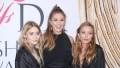 Elizabeth Olsen, Mary-Kate and Ashley