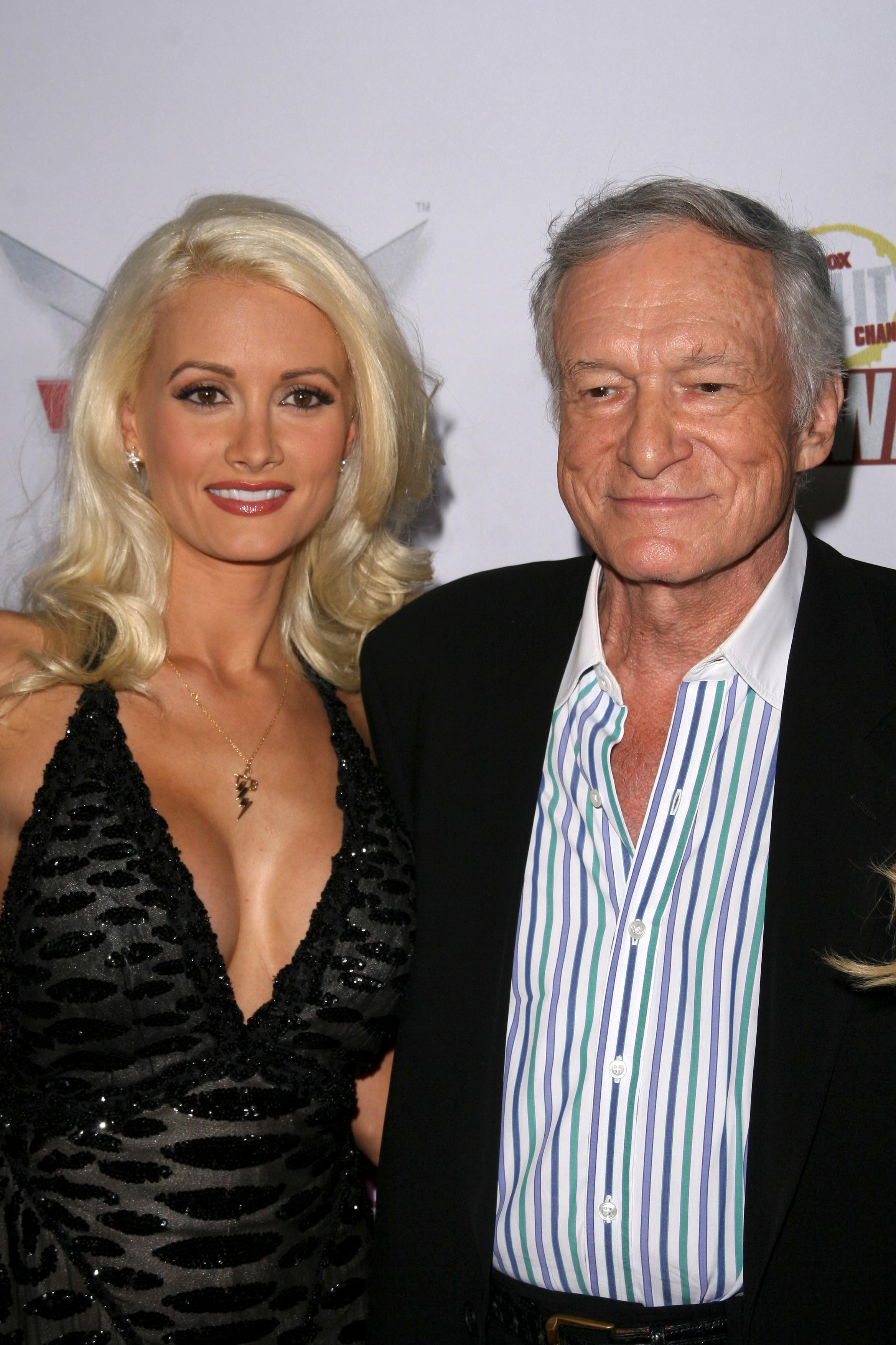 Holly Madison Reflects On Her Sex Life With Ex Hugh Hefner