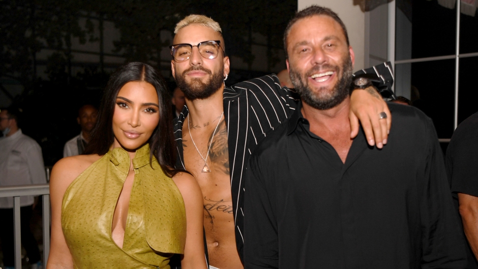 Goodtime Hotel Grand Opening Party Kim Kardashian Bad Bunny David Grutman