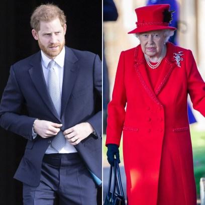 Harry Slammed Post-Funeral on Queen Elizabeth's Birthday